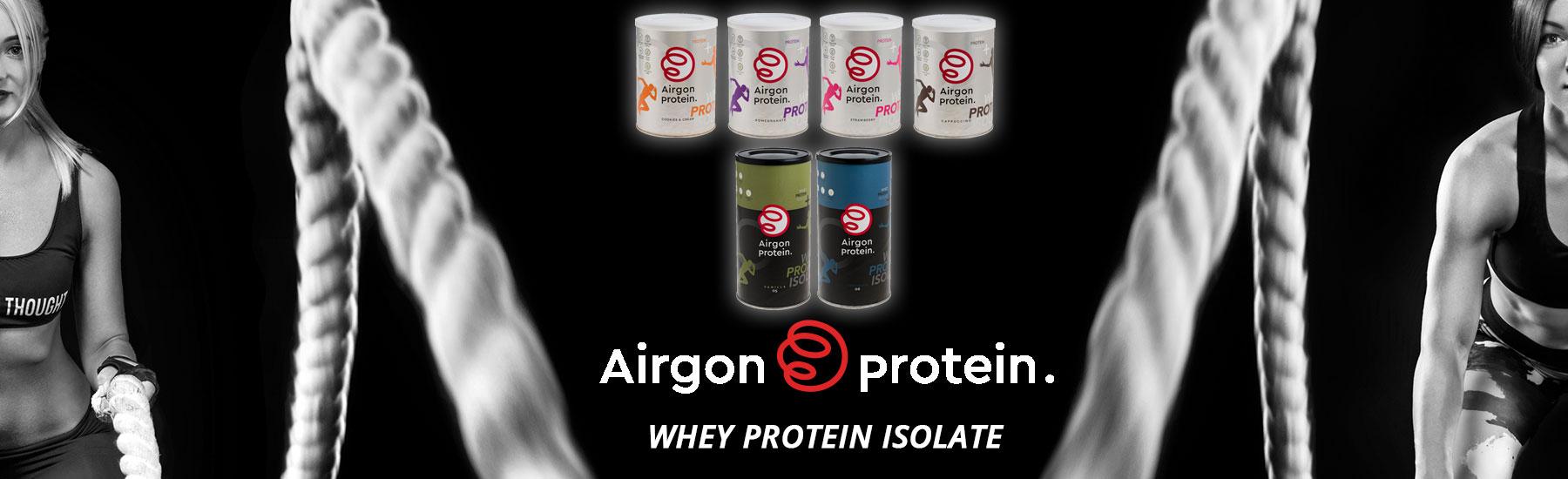 Airgon Protein.