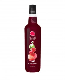 Flair Syrup Strawberry 1lt