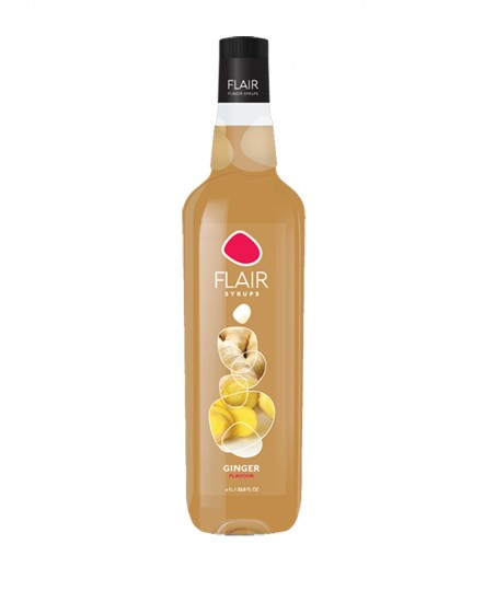 Flair Syrup Ginger 1lt