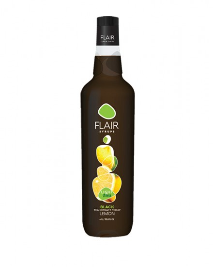 Flair Black Tea Lemon Light 1lt