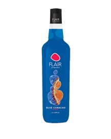 Flair Syrup Blue Curacao 1lt
