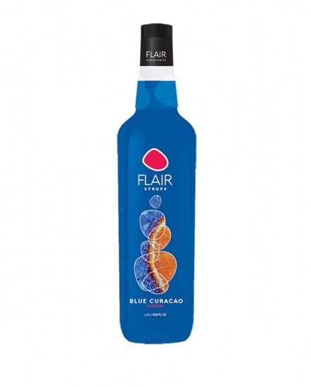 Σιρόπι Flair Blue Curacao 1lt