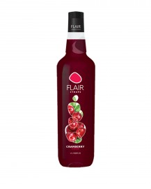 Flair Syrup Cranberry 1lt