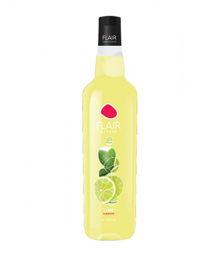 Σιρόπι Flair Lime 1lt