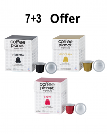 Coffee Capsules Offer 7+3