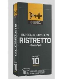 Ristretto κάψουλες espresso