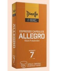 Allegro κάψουλες espresso