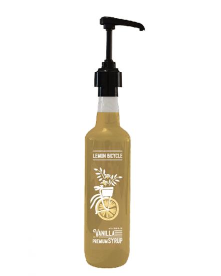 Lemon Bicycle Σιρόπι Βανίλια 1lt