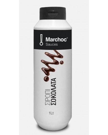 Marchoc Dark Chocolate Sauce 1lt