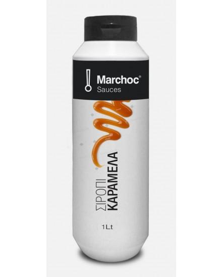 Marchoc Σιρόπι Καραμέλα 1lt