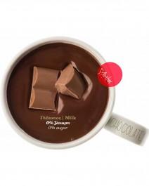 Σοκολάτα Γάλακτος 0% ζάχαρη