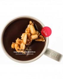 Σκούρα Σοκολάτα με Καραμελωμένα Φυστίκια