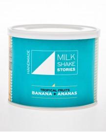 Milkshake  Τροπικά Φρούτα Μπανάνα & Ανανάς
