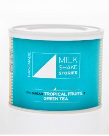 Milkshake Tropical Fruits + Green Tea +0% Sugar